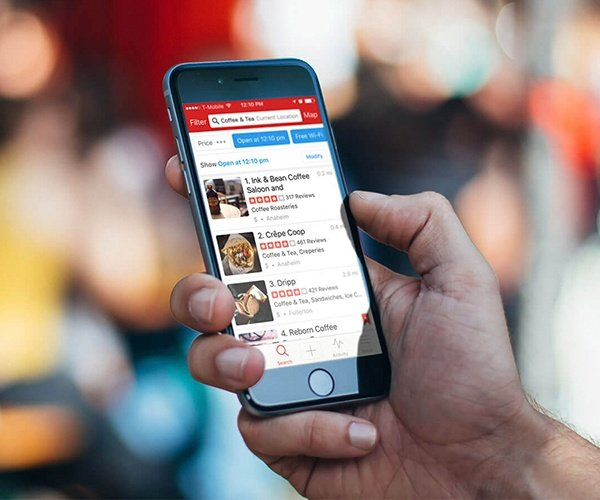 Brandify's digital menu service provides visibility on Google, Yelp, Facebook, Bing and more.