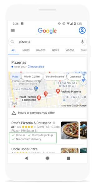 Google-Service-Attributes-for-Local-Campaigns