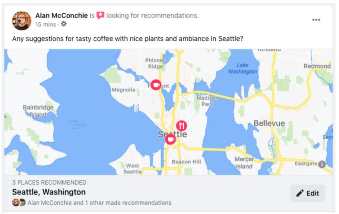 The new Facebook map, courtesy Stamen