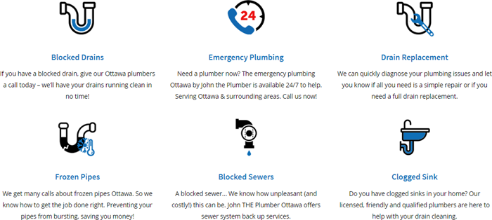 services-on-landing-page