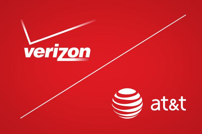 Verizon, AT&T, Ad Tech, Local Marketing