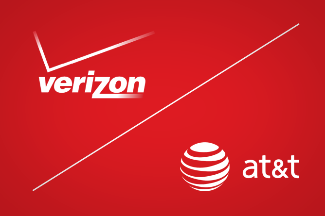 Verizon, AT&T, Ad Tech, Local Marketing