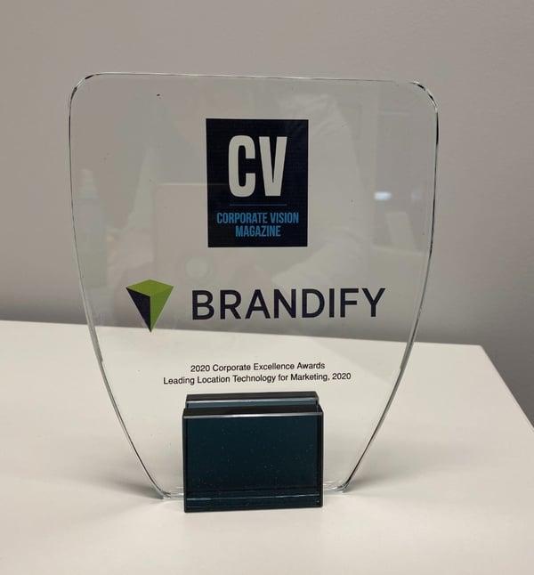brandify-cv-award