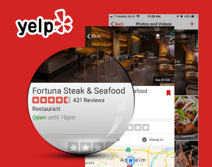 Leverage Brandify's Partnership with Yelp